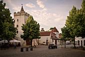 Marientor, Naumburg an der Saale, Saxony-Anhalt, Germany, Europe