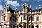 Epernay Museum, Chateau Perrier, Avenue de Champagne, Champagne, France
