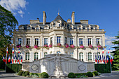 Hotel de Ville, Town Hall, Epernay, Champagne, Marne, France