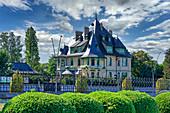 Villa Demoiselle, Champagne House Pommery, Maison de Champagne Vranken-Pommery Reims, Champagne, France