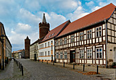 Dammtor, Jueterbog, Flaeming, State of Brandenburg, Germany