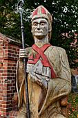 Archbishop Wichmanns, Jueterbog, Flaeming, Land Brandenburg, Germany