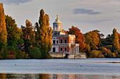 Heiliger See, Mamorpalais, Neuer Garten, Potsdam, Land Brandenburg, Germany
