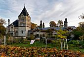 Havelhaus, Babelsberger Park, Potsdam, State of Brandenburg, Germany