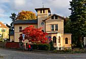 Villa at Sanssouci Park, Gregor-Mendel-Strasse, Potsdam, Brandenburg State, Germany
