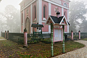 Russian Orthodox Church Alexander Newski, Kapellenberg, Potsdam, State of Brandenburg, Germany