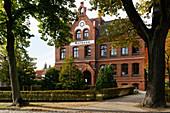 Town hall Zeuthen, State of Brandenburg, Germany