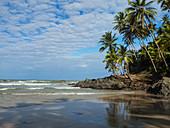 Havaisinho Beach near Itacaré, Bahia, Brazil, South America
