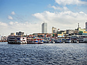 Port of Manaus, Amazon, Brazil, South America