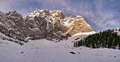 Im Enger Grund, Eng Alm, Hinterriß, Karwendel, Tyrol, Austria