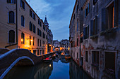An der Ponte dei Preti, Venedig, Venetien, Italien