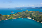 South Molle Island Whitsunday Strait Whitsunday Islands Queensland Australia