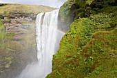Skogafoss Waterfall, South Coast, Iceland
