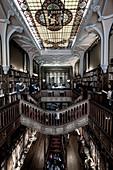 Livraria Lello and Irmão bookstore, Porto, Portugal, Europe