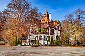 Villa Euphoria in Memmingen, Bayern, Deutschland