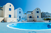 Accommodation in Finikia near Oia, Santorini, Cyclades Islands, Greece