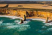 Twelve Apostles Marine National Park near Port Campbell, Great Ocean Road, Victoria, Australia