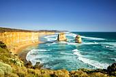 Gibosn's Beach, Twelve Apostles Marine National Park near Port Campbell, Great Ocean Road, Victoria, Australia