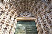 Seville cathedral. Seville, Andalucia, Spain