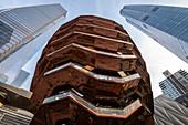 The Vessel, Hudson Yards, Manhattan, New York