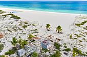 Pink Sand Beach caribbean island Barbuda