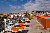 Hotel Hi, designed by Matali Crasset, 3 Avenue des Fleurs, Nice, French Riviera, France.