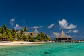 Pearl Beach Resort, Tikehau, Tuamotu Archipelago, French Polynesia.