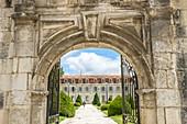 France, Charente Maritime, Saintonge, Saintes, Town Hall