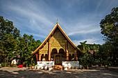 Wat Choum Khong Sourin Tharame Temple in Luang Prabang, Laos, Asia