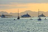 France, Alpes Maritimes, Antibes, Cap d'Antibes