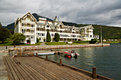 Kvikne - Hotel in Balestrand, Sognefjorden, Sogn og Fjordane, Norway, Europe