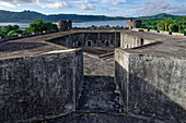 Fortress of Banda Neira, Banda Sea, Banda Islands, Moluccas, Indonesia, Southeast Asia, Asia