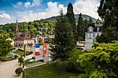 Badenweiler, Markgräflerland, Schwarzwald, Baden-Württemberg, Deutschland