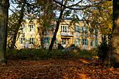Fontane Archive, Literature Museum, Grosse Weinmeisterstrasse, Potsdam, Brandenburg State, Germany
