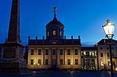 Old Town Hall, Alter Markt, Potsdam, Brandenburg State, Germany