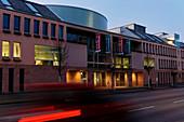IHK Brandenburg, Chamber of Commerce and Industry, Breite Strasse, Potsdam, State of Brandenburg, Germany