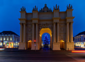 Brandenburg Gate, Potsdam, State of Brandenburg, Germany