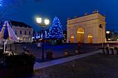 Brandenburg Gate, Potsdam, State of Brandenburg, Germany