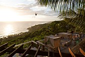 France, Reunion island, Grande Anse beach, The Palm hotel and spa