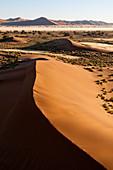 Aerial view,Namib Naukluft Park,Namib Desert,Namibia
