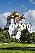 Assumption Cathedral, UNESCO World Heritage Site, Yaroslavl, Yaroslavl Oblast, Russia, Europe