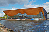 Concert hall and theater in Kristiansand, Vest-Agder, Skagerak, Norway, Europe
