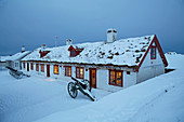 Vardöhus fortress festning in Vardö, Vardöya Island, Barents Sea, Finnmark Province, Norway, Europe