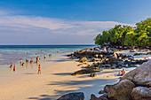 Ko Lipe in Tarutao National Marine Park, Thailand, Southeast Asia, Asia