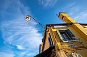 House in Via di Pizzo, Burano, Venice, Veneto, Italy