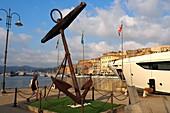 im Hafen von Portoferraio, Elba, Toskana, Italien
