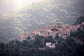 Poggio under Monte Capanne, West Elba, Toscana, Italy