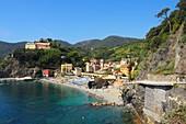 Monterosso al Mare, Cinque Terre, east coast of Liguria, Italy