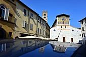 San Frediano, Lucca, Toskana, Italien