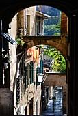 in Siena, Tuscany, Italy
